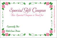 printable iou coupon template