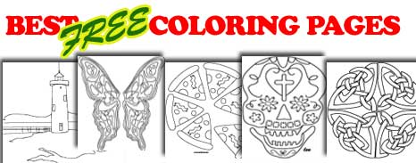 best coloring pages