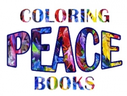 peace coloring books