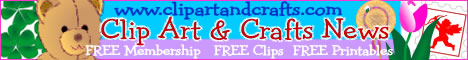 Free clip art graphics and paper crafts