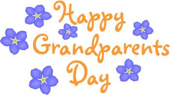 ... : Clip Art : Grandparents Clip Art : Grandparents Day Word Art