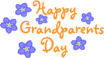 Clip art for  grandparents day kids crafts