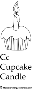 letter c coloring page printable alphabet sheet