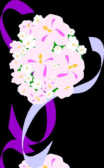 Wedding Bouquet Clip Art